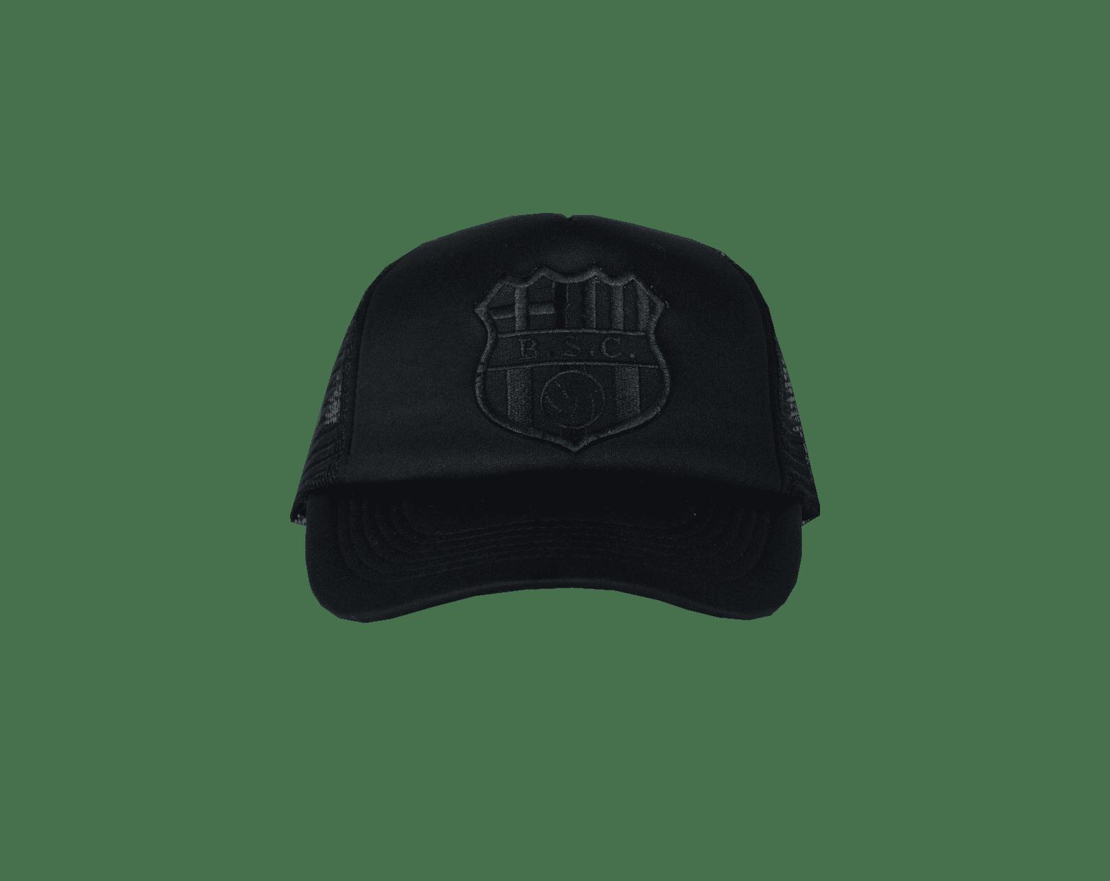 BSC Trucker black.  30. Gorra Camionera Oficial Barcelona S.C. 09fee110199
